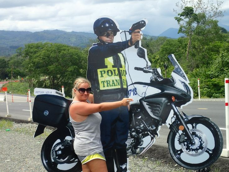 San Jose to Panama City on the Pan American Highway