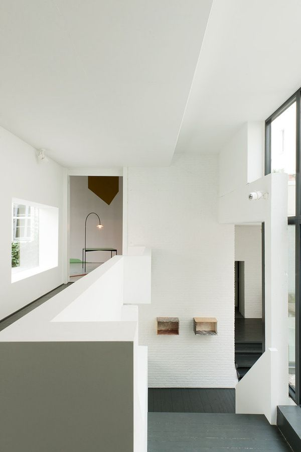 Valerie Traan in Antwerp by LensAss architects. T