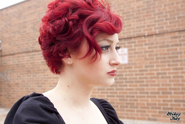 Hair Styles For Short Red Hair: 1000+ Ideas About Curly Red Hair On Pinterest