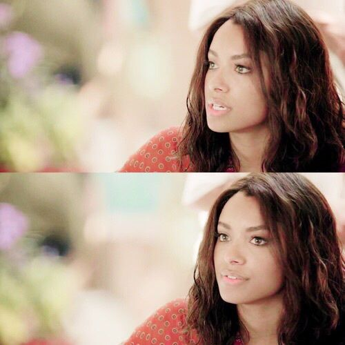 the vampire diaries, tvd, and bonnie bennett image