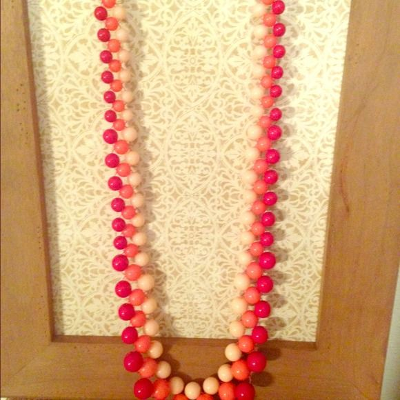 "Selling this ""Ombré beaded necklace"" in my Poshmark closet! My username is: shenzijewelry. #shopmycloset #poshmark #fashion #shopping #style #forsale #Jewelry"