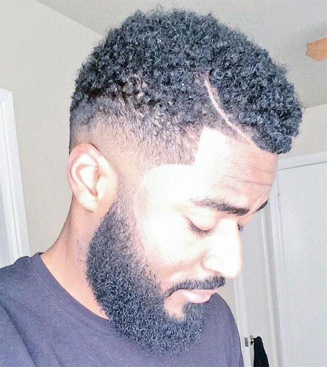 cortes de cabelo masculino afros Homens que se cuidam 7