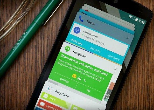 """Google anuncia Android """"Lollipop"""", su nuevo sistema operativo"""