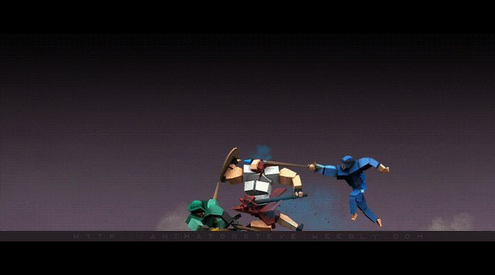 Top 6 Animation Gifs by STEPHEN VYAS STEPHEN VYAS is an Animator from Vancouver, Canada. In this pos