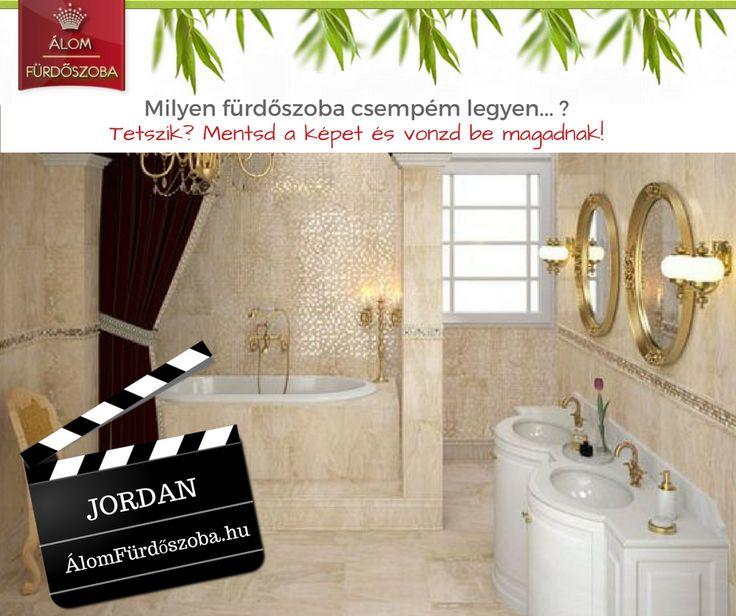 ♥ JORDAN kollekció ♥ ☺ Készletről szállítjuk,  Bemutatótermünkben megtekinthető. További info, akciós árak itt: http://alomfurdoszobak.hu/hu/1280-ape-jordan-csempe