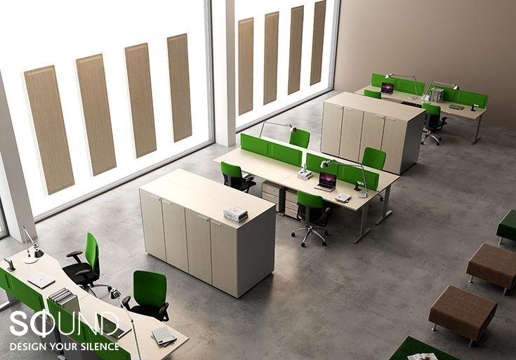 Sound Desk E Glass Arredamento Design Partizione