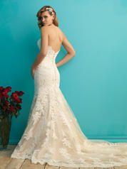 Allure Bridals 9250  Allure Bridal Shopusabridal.com by Bridal Warehouse - Bridal, Prom, Quinceanera, Special Occasion
