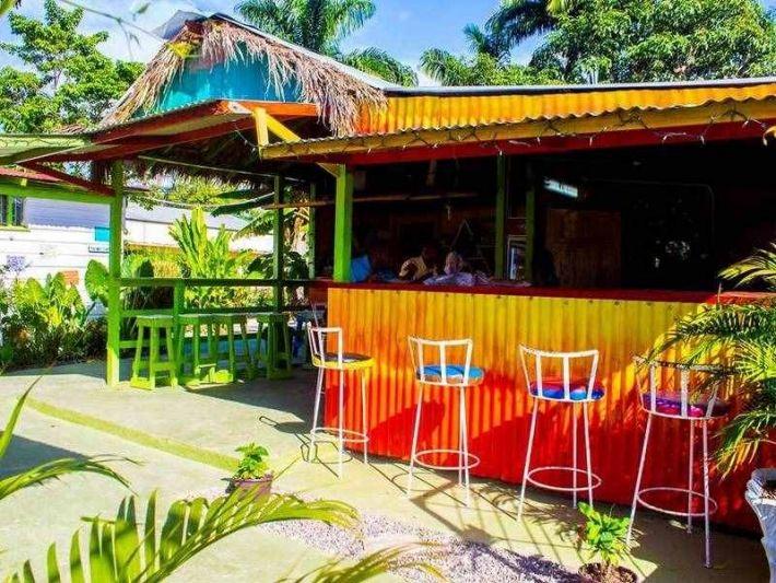 Restoran The Gazebo, Jamajka