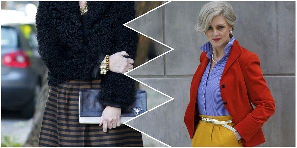 Модные аксессуары для женщин за 50, которые оживят любой образ.