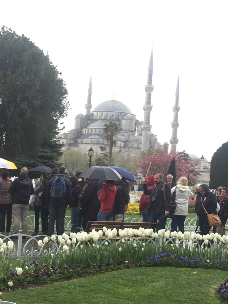 Blue Mosque Istanbul 2015