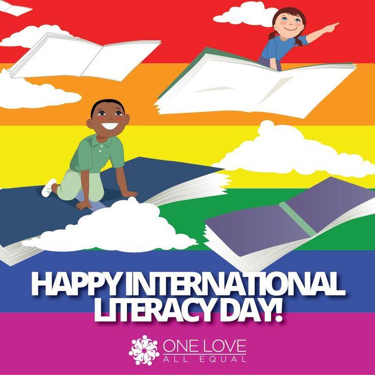 Happy International Literacy Day. Courtesy @ryanperezyyc.
