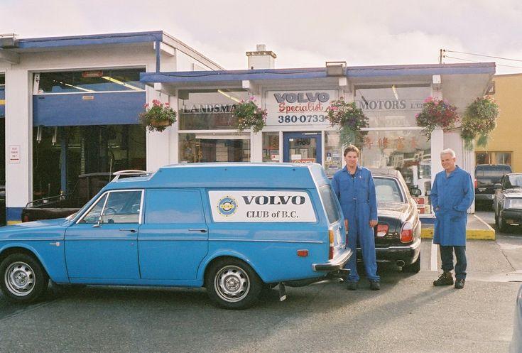 Volvo 145 W Express