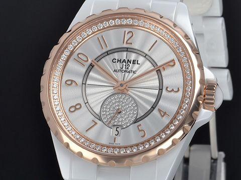 シャネルJ12J12-365 ダイヤモンド H3843 -シャネルJ12時計コピー