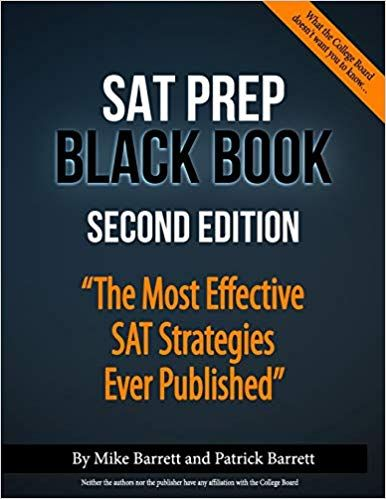 SAT Prep Black Book The Most Effective SAT Strategies