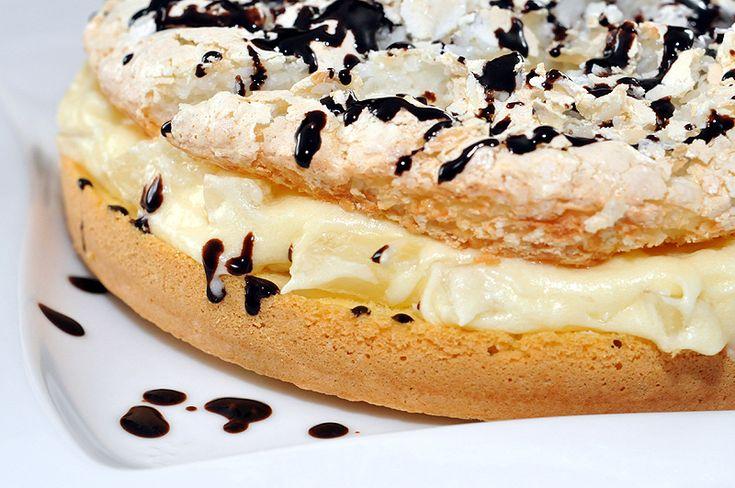 Ciasto z ananasem / cake with pineapple / najsmaczniejsze.pl