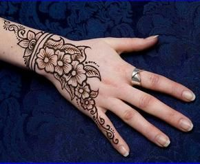Unique Mehndi Designs Collection For Eid 2013