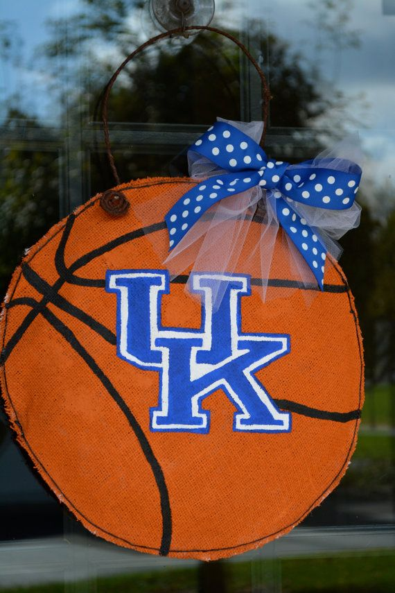 Hey, I found this really awesome Etsy listing at http://www.etsy.com/listing/167038475/university-of-kentucky-uk-basketball