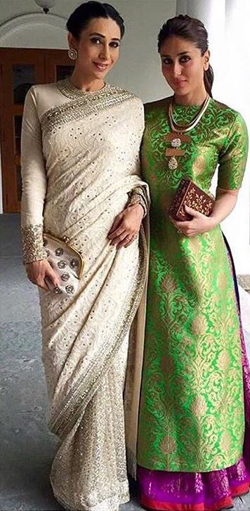 just simply love kareena's dress and colors...