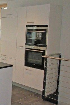 1000 ideas about hochschrank k che on pinterest. Black Bedroom Furniture Sets. Home Design Ideas