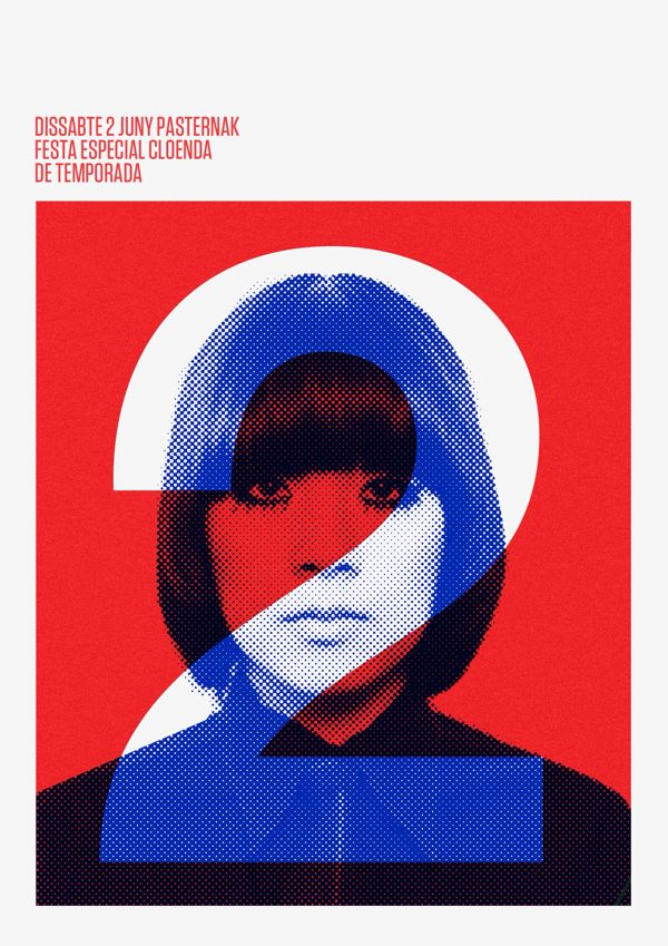Posters by Quim Marin, via Behance