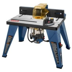 Router Table with 1.5 Peak HP Router-R163RTA at The Home Depot