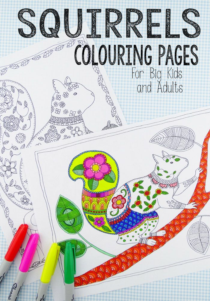 173 Best Images About Free Adult Coloring Book Pages On