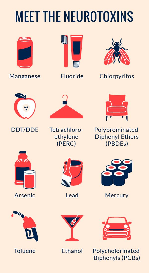 The Toxins That Threaten Our Brains | via The Atlantic
