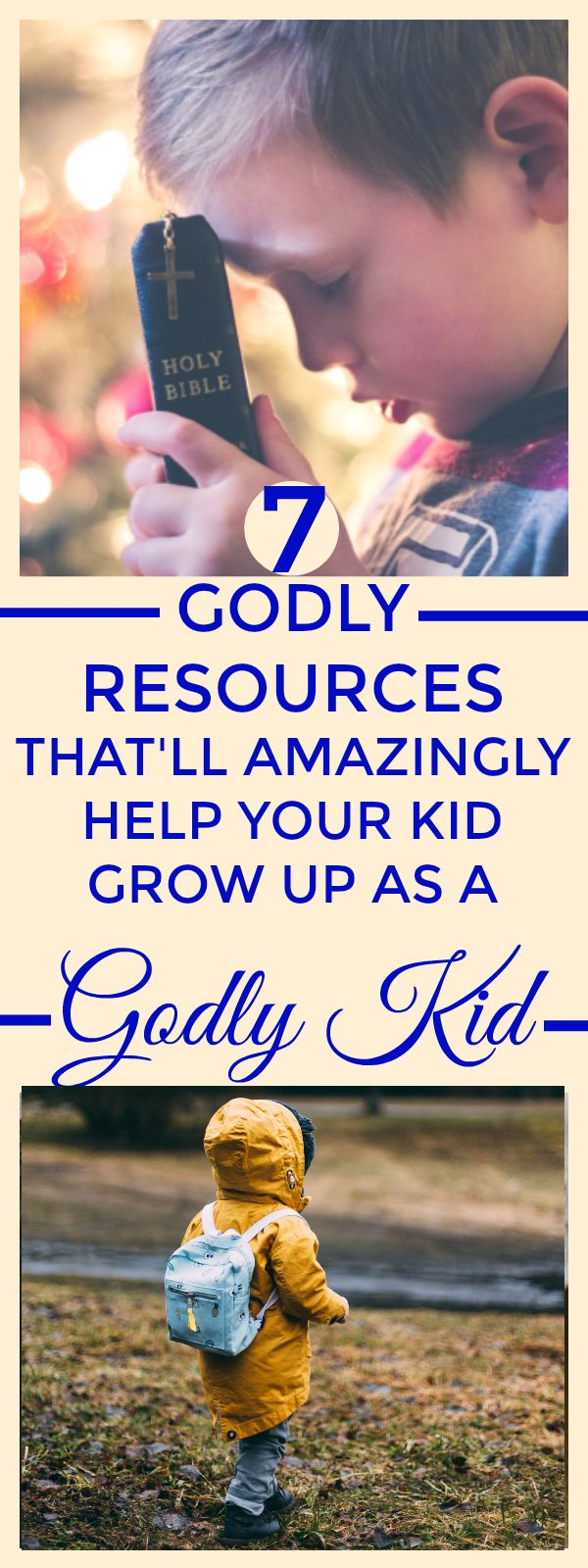 Totally LOVED these Godly list of resources that'll make my kid become a Godly kid! WOW! I have never found such good parenting resources for my kids!  They will change my kids' lives! I'm SO glad I found this. #parenting #Christianparenting #family #children
