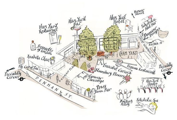 Firmdale Hotels - Ham Yard Village