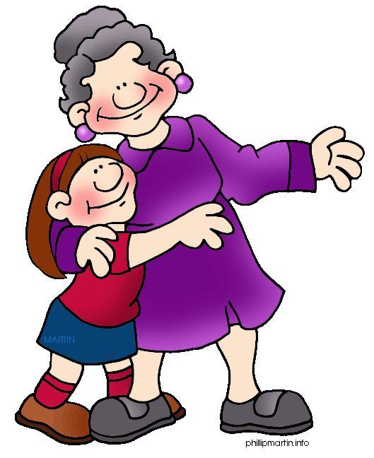 funny granny clipart - photo #11