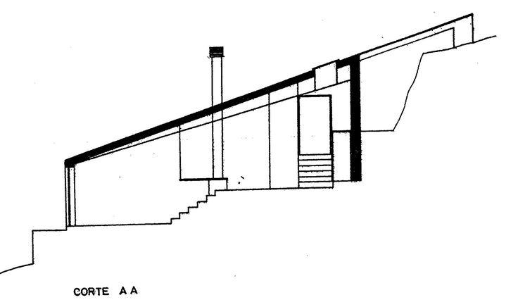 Sergio Fernandez conseguiu desenvolver uma obra em harmonia com a envolvente mantendo presente o conceito de contemporaneidade e ao mesmo tempo proporcionando-a uma qualidade intemporal que a relaciona daquilo que de mais autêntico se encontra na Arquitetura Popular.