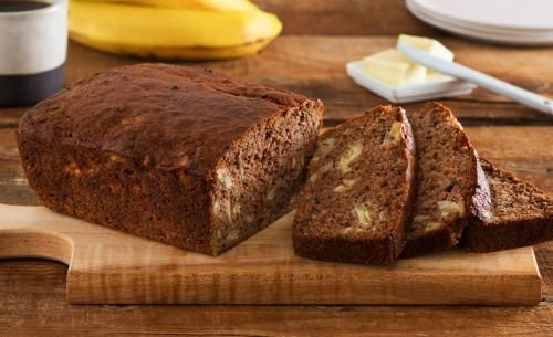 ... Loafs on Pinterest | Banana bread, Pumpkin bread and Quick bread
