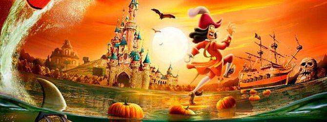disney halloween | mas espectro-cular Halloween en Disneyland Paris. Los parques Disney ...