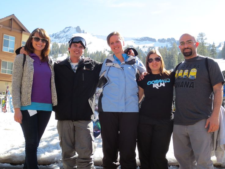 Our Pleasanton team had lots of fun on their #ski trip earlier this month. They went up to #Kirkwood Ski Resort in #Tahoe to enjoy the fresh snow!