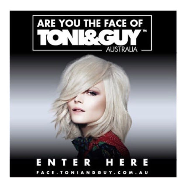#Repost @toniandguyau (@get_repost) ・・・ Excited to finally unveil our search for the FACE OF TONI&GUY AUSTRALIA for 2017/18.  Enter now at face.toniandguy.com.au for your chance to become the face of this Global Hairdressing Superbrand and also win over $20,000 worth of prizes.  Enter today or tag your friends who should! . . . #faceoftg #mytoniandguy #toniandguy #model #modelingcompetition #fashion #vogue #beauty #australia #makeup #beautyblogger #contouring #fashionweek #beauty…