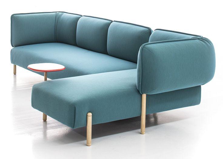 25 best ideas about modular sofa on pinterest modular for Canape urquiola