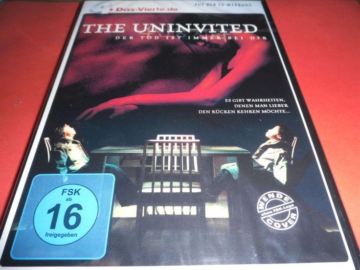 The Uninvited - Der Tod ist immer bei Dir ( Das-Vierte.de)   OVP/NEU