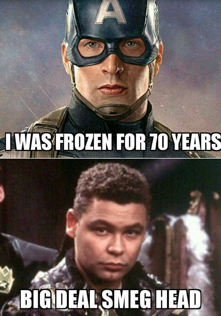 Lister was in stasis for three million years after a radiation leak on Red Dwarf killed the rest of the crew
