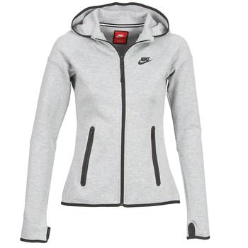 Sudaderas y Polares Nike TECH FLEECE FULL ZIP Gris 350x350