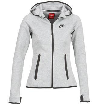 Sudaderas y Polares Nike TECH FLEECE FULL ZIP Gris 350x350