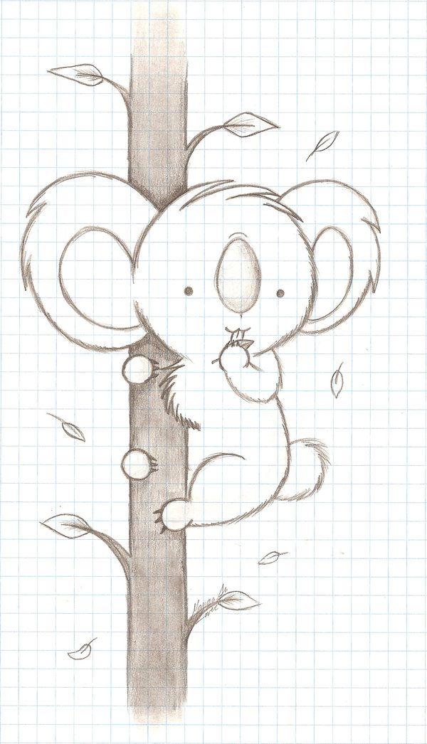 Chibi Koala by *NukeNewk on deviantART