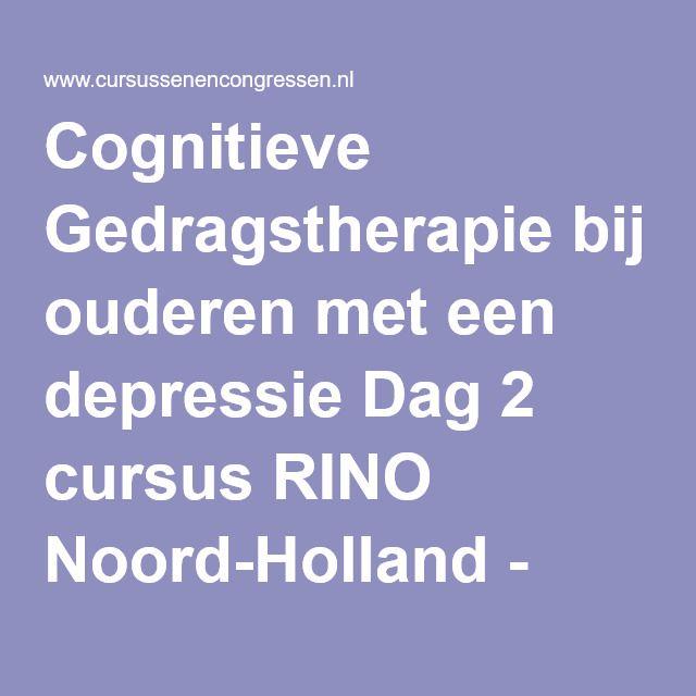 Cognitieve Gedragstherapie bij ouderen met een depressie Dag 2 cursus RINO Noord-Holland - S8_Claudia Disselhorst.pdf