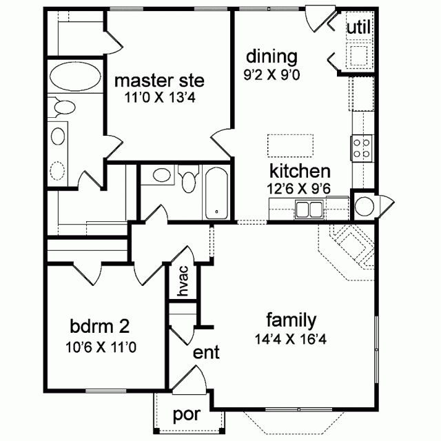 785 Best Floor Plans Two Images On Pinterest | Floor Plans