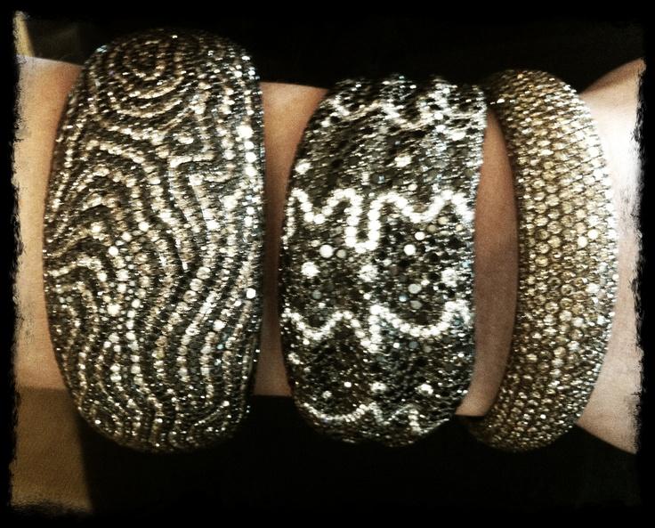 I'm a bracelet type of woman!!! Bracelets by DANELIAN