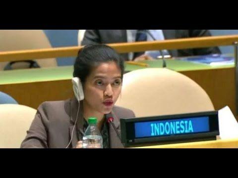 Nara Masista Rakhmatia, diplomat cantik Indonesia yang bungkam 6 pemimpin dunia - YouTube