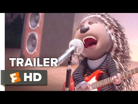 Sing TRAILER 1 (2016) - Scarlett Johansson, Matthew McConaughey Animated Movie HD - One I want to see when it comes out
