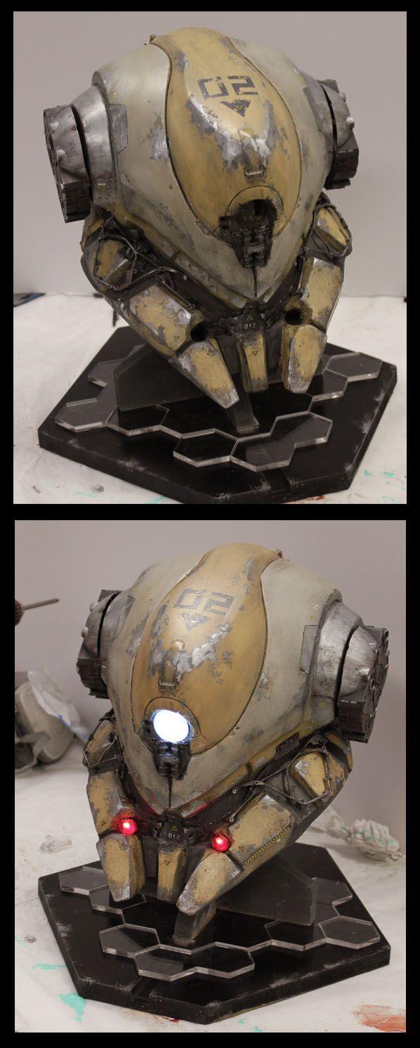 Helmet Project by ProgV.deviantart.com on @deviantART