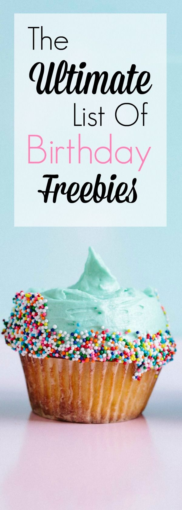 Who doesn't love free stuff? I love birthday freebies! If you are looking for free things to do on your birthday look no further. You're going to love these birthday freebies for your favorite restaurants.