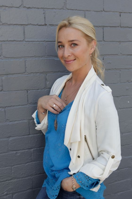 Asher Keddie plays Nina Proudman - season 4 offspring