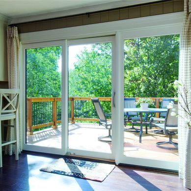 Pella ProLine Wood Sliding Patio Doors Feature Our Most Popular Features  And Options At A Competitive Price, Including Many Found On Our Premium Wood  Brands